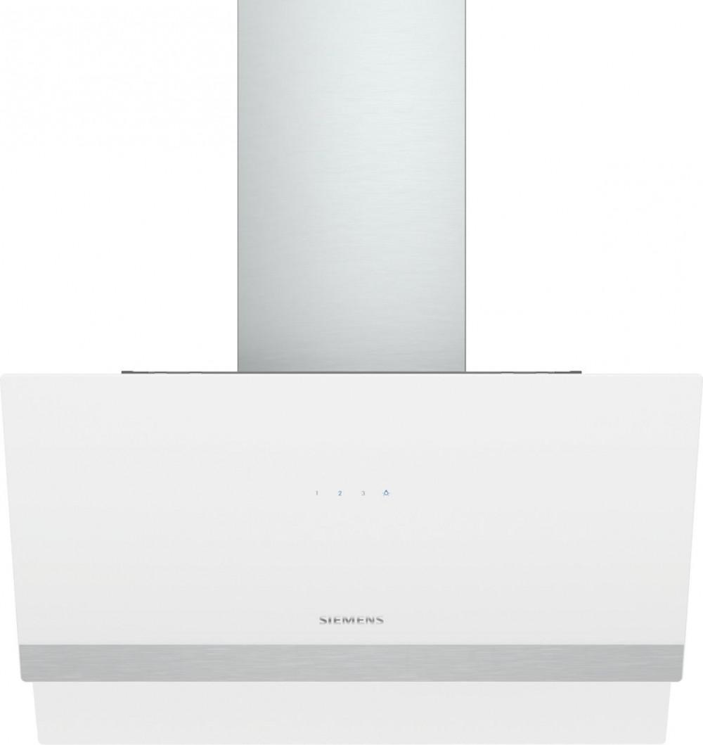 Siemens LC65KAJ20T 60 cm Beyaz Cam Davlumbaz
