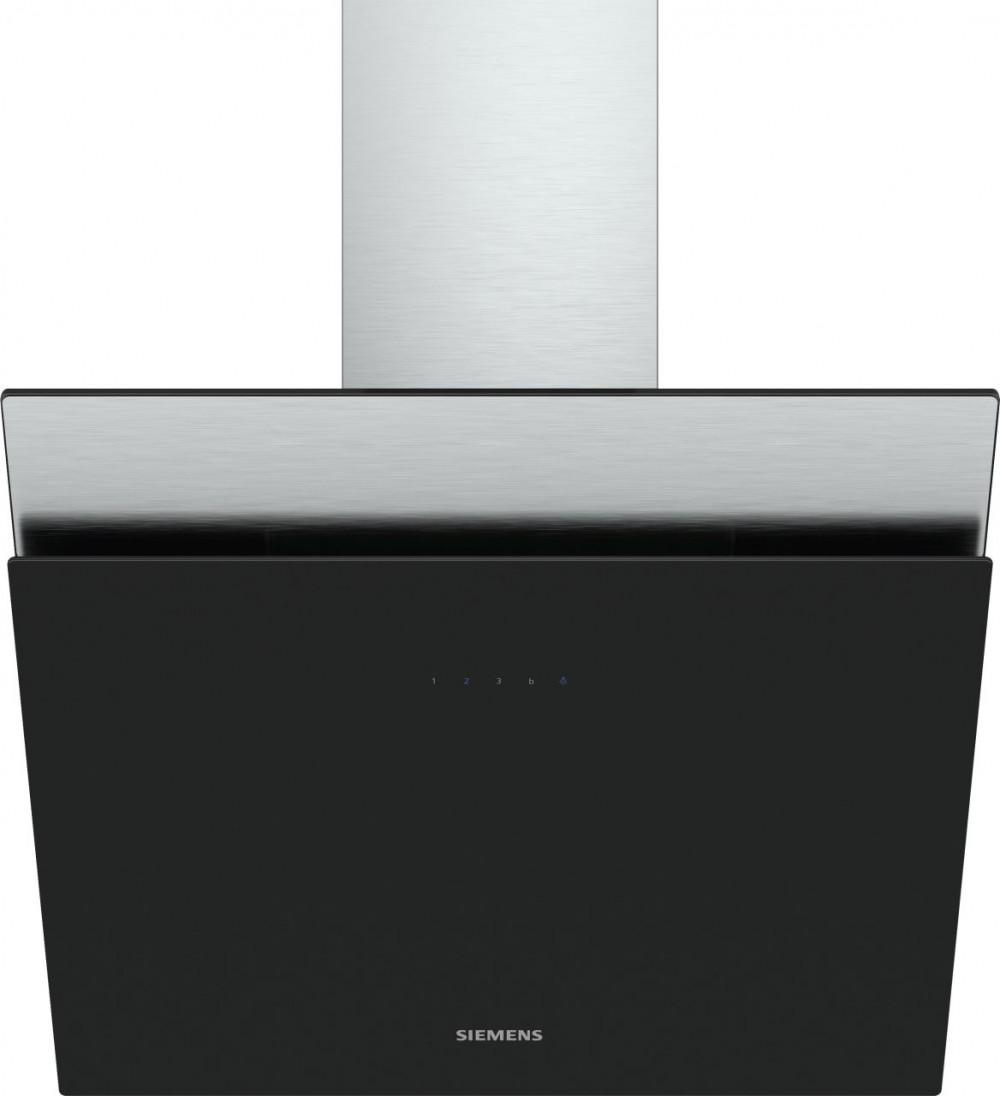Siemens LC68KAK60T 60 cm Siyah Cam Davlumbaz