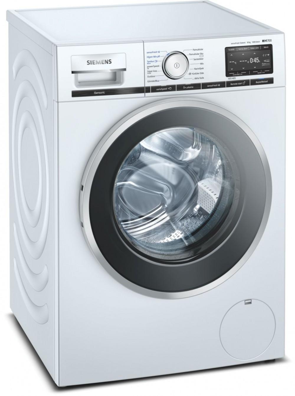 Siemens WM14XFH0TR A+++ 10 kg 1400 Devir Çamaşır Makinesi