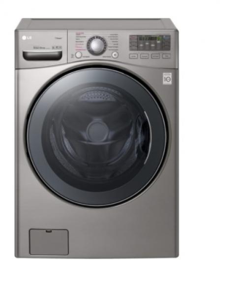 LG F2K2CHK2T 1100 Devir Gri 17 kg / 10 kg Kurutmalı Çamaşır Makinesi