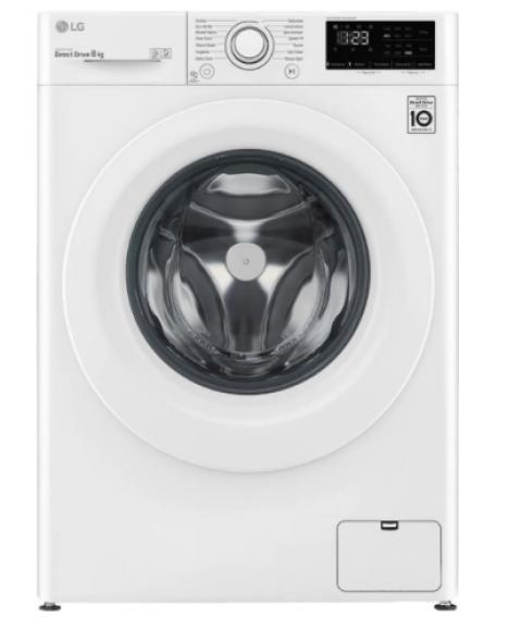LG F4R3TYW3WE 1400 Devir 8 Kg Çamaşır Makinesi