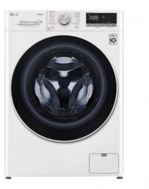 LG F4V5RYP0W A+++ Wi-Fi 1400 Devir 10.5 kg Çamaşır Makinesi