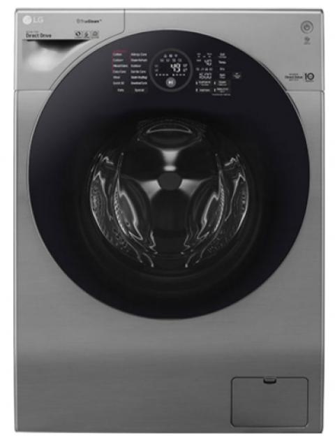 LG FH6G1BCHK6N Wi-Fi A 1600 Devir 12 kg / 8 kg Gri Kurutmalı Çamaşır Makinesi
