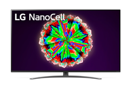 LG NanoCell 49NANO816NA 4K Ultra HD 49