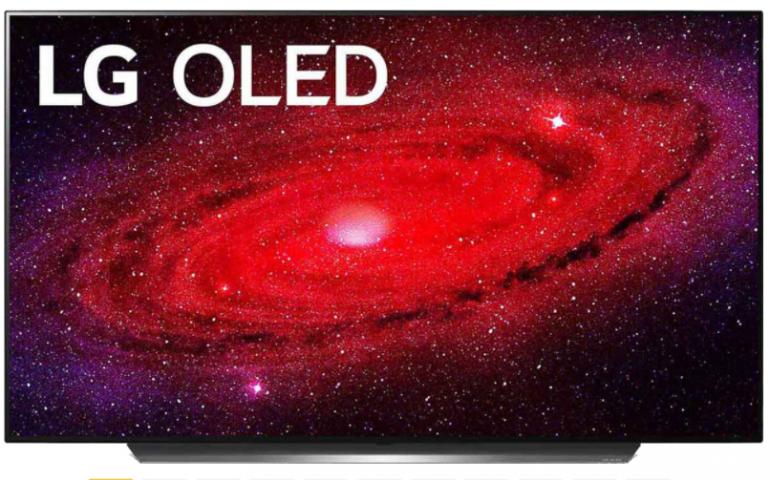 LG OLED55CX6LA CX Serisi 4K Ultra HD 55