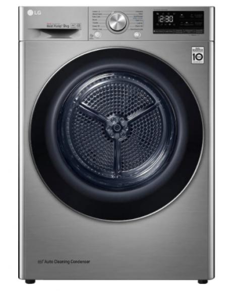 LG RC90V9EV2W Wi-Fi A+++ 9 kg Çamaşır Kurutma Makinesi