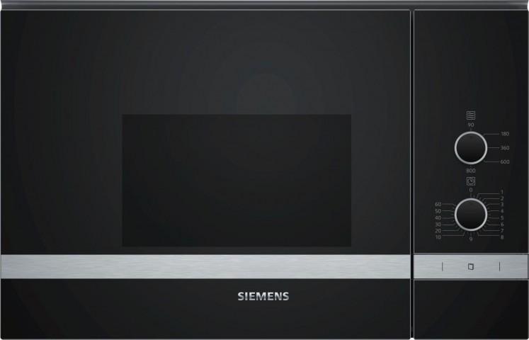 Siemens BF520LMR0 20 lt Siyah Mikro Dalga Fırın