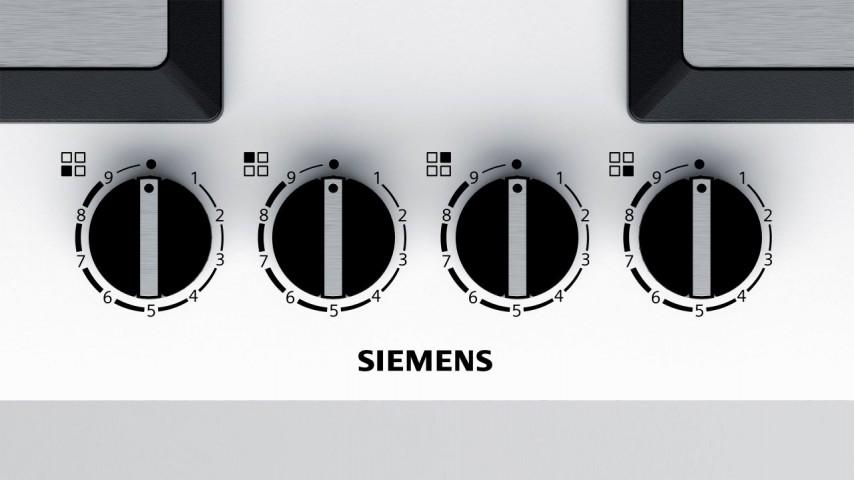 Siemens EP6A2PB20O Beyaz Cam Ankastre Ocak