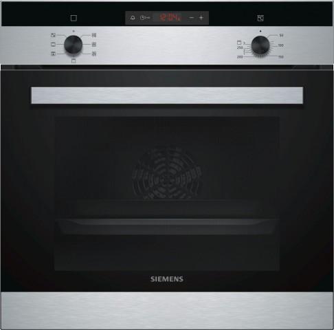 Siemens HB013FBS0T Siyah/Çelik Ankastre Fırın