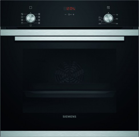 Siemens HB214FBS0T Siyah Ankastre Fırın