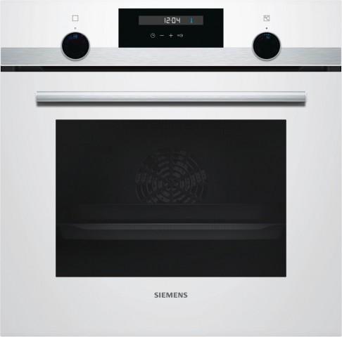 Siemens HB557JYW0T Beyaz Ankastre Fırın