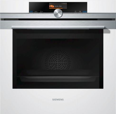 Siemens HB656GHW1 Beyaz Ankastre Fırın