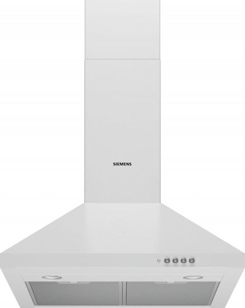 Siemens LC64PCC20T 60 cm Beyaz Davlumbaz