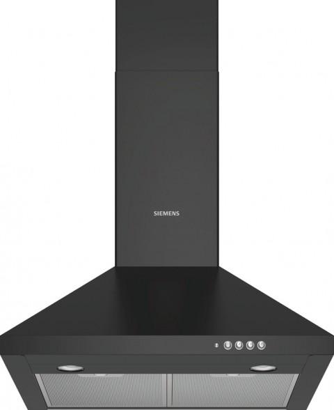 Siemens LC64PCC60T 60 cm Siyah Davlumbaz