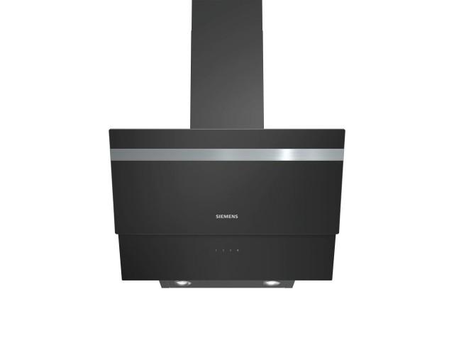 Siemens LC65KA670T 60 cm Siyah Cam Davlumbaz