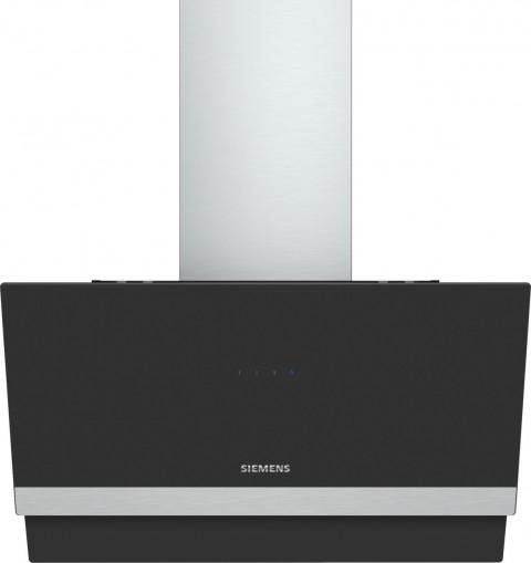 Siemens LC65KAJ60T 60 cm Siyah Cam Davlumbaz