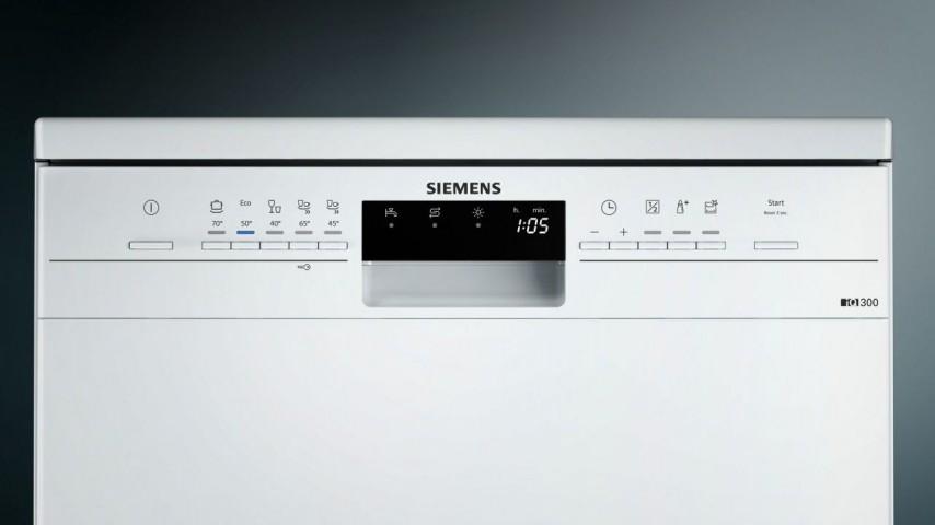 Siemens SN257W00NT 7 Programlı Bulaşık Makinesi