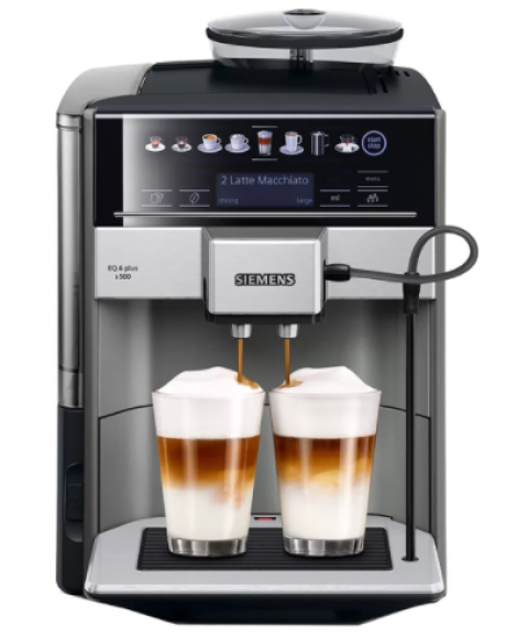 Siemens TE655203RW EQ.6 Plus Tam Otomatik Espresso Makinesi