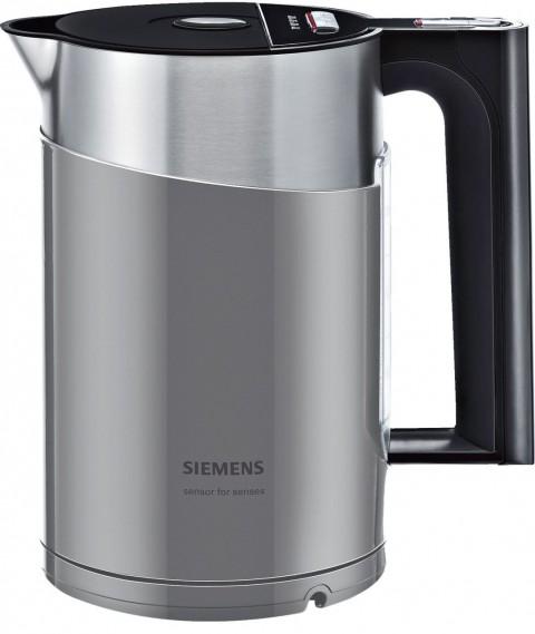 Siemens TW86105P 2400 W 1.5 lt Çelik Kettle Gri
