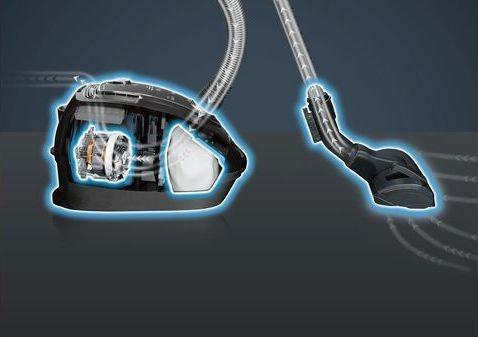 Siemens VSC7X300 iQ700 quattroPower Elektrikli Süpürge