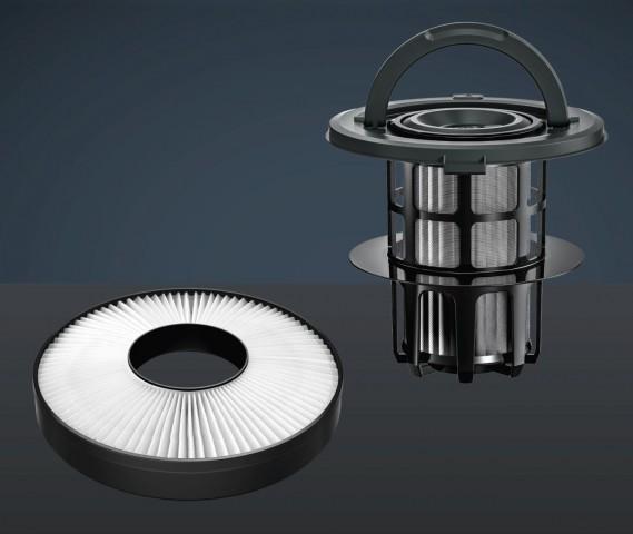 Siemens VSX7XTRM Toz Torbasız Elektrikli Süpürge