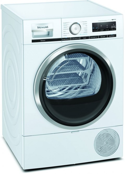 Siemens WT47XK80TR A++ 9 kg Çamaşır Kurutma Makinesi